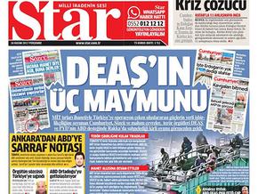 Star'dan Sözcü ve Cumhuriyet için olay manşet!