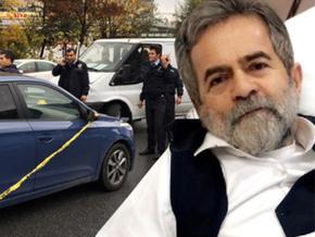 Gazeteci Ali Tarakçı'yı vuran saldırgan yakalandı