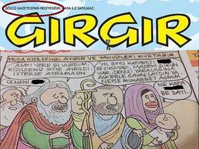 Sözcü'nün o karikatürü için savcılık harekete geçti...