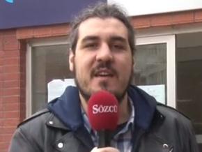 Eren Sakarya günün muhabiri...