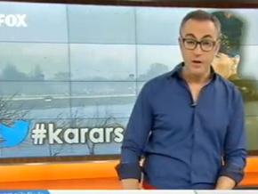 FOX TV sunucusu Murat Güloğlu'ndan edepsiz yorum!