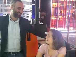 Nevşin Mengü ile İsmail Saymaz'ın fotoğrafı olay oldu
