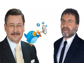 Ahmet Hakan ile Gökçek arasında sıradışı atışma!