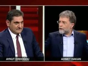 Aykut Erdoğdu'dan Ahmet Hakan'a ağır