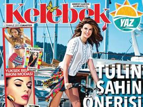 Hürriyet'ten yaz ayları için özel dergi...