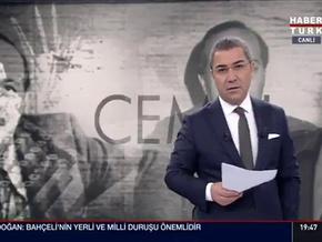 Veyis Ateş'ten canlı yayında Cemal Süreya şiiri...