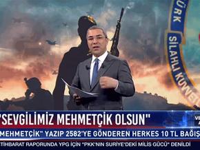 Veyis Ateş Mehmetçik haberini sunarken göz yaşlarını tutamadı