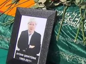 Duayen gazeteci Aydın Şentürk'e son veda!