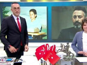 Murat Güloğlu'nun yerine geçti, Cem Yılmaz'ın doğum gününü kutladı