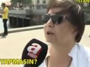 A Haber muhabiri ile CHP seçmeni arasında bomba diyaloglar