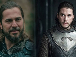 Diriliş Ertuğrul'dan Game of Thrones'a flaş transfer!