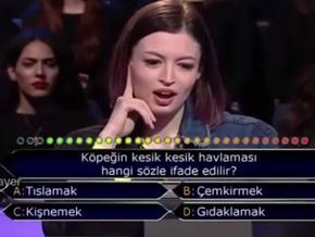 Ünlü Youtuber ikinci soruda elendi! Arkadaşı gülme krizine girdi!
