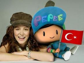 Türkiye'nin ilk dijital çocuk televizyonu yayında!