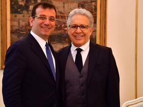 Zülfü Livaneli'den İBB Başkanı Ekrem İmamoğlu'na çarpıcı övgüler