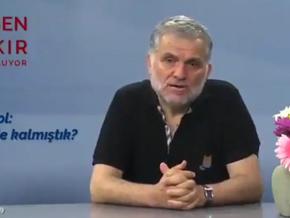 Ruşen Çakır 'Türkiye'nin nasıl bir tempoyla işgal...'