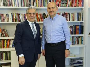 Süleyman Soylu'dan İsmail Küçükkaya ve Fatih Portakal'a çağrı