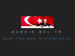 Diyarbakır Mardin ve Van belediyesi sitelerine bakın! Başkanlar gidince...