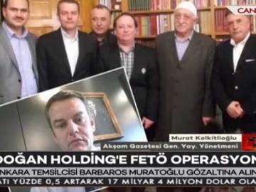 'FETÖ operasyonu Doğan Holding ile sınırlı kalmayacak'