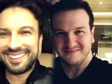 Şahan Gökbakar çektiği videoyla Tarkan'ı tiye aldı