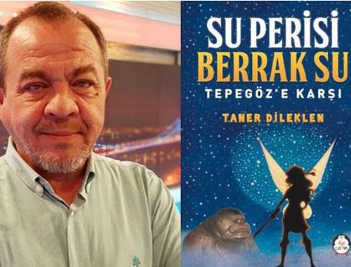 Deneyimli Haberci'den fantastik roman