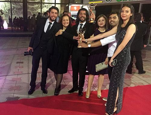 Genç iletişimcilere TRT'den birincilik ödülü