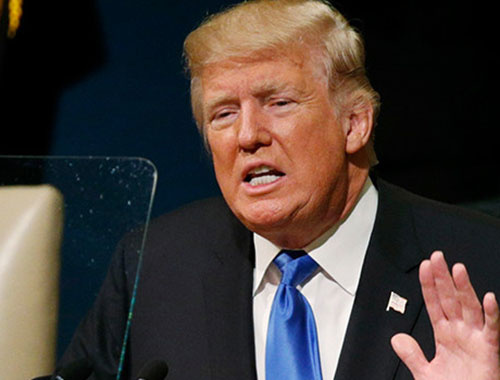 Donald Trump o televizyon kanallarını kapatmakla tehdit etti