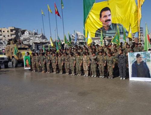 Hollandalı gazeteciden şok ABD ve Öcalan posteri iddiası!