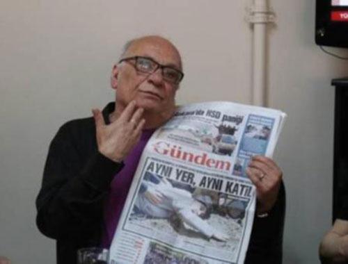 Gazeteci Tuğrul Eryılmaz'a 1 yıl 3 ay hapis!