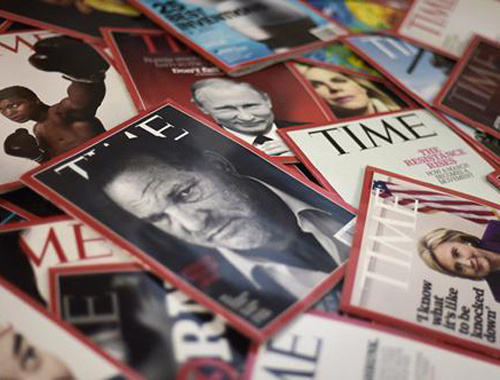 Time dergisi yılın kişisini seçti!