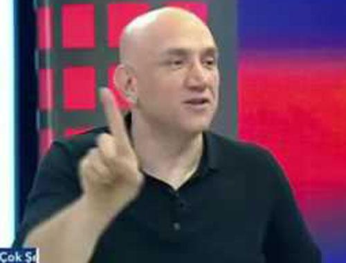 Günün televizyoncusu Ertan Özyiğit...