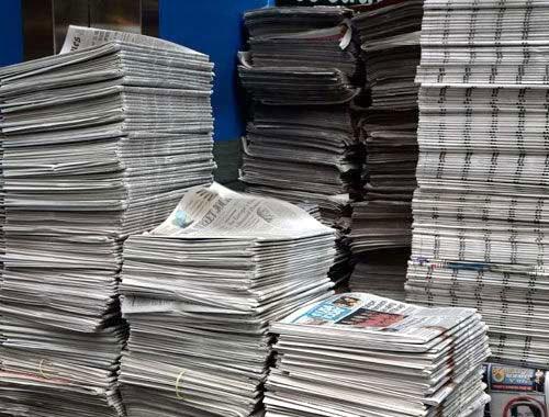 Türkiye'de günde kaç gazete satılıyor?..