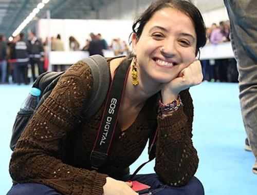 ETHA muhabiri Pınar Gayıp gözaltına alındı...
