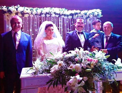 Yeniçağ gazetesi yazarı Selcan Taşçı evlendi...