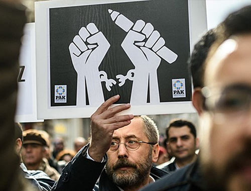 Mısır'dan Hürriyet Daily News'e yasak!