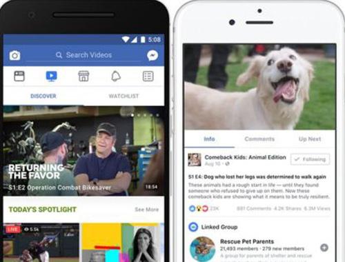 Facebook televizyonlara savaş açtı...
