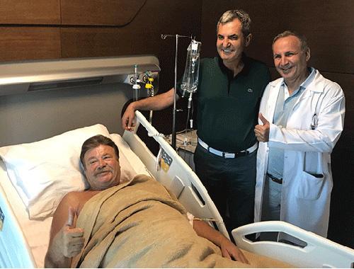 Nuri Alço ameliyat oldu... Rahatsızlığı ne?..