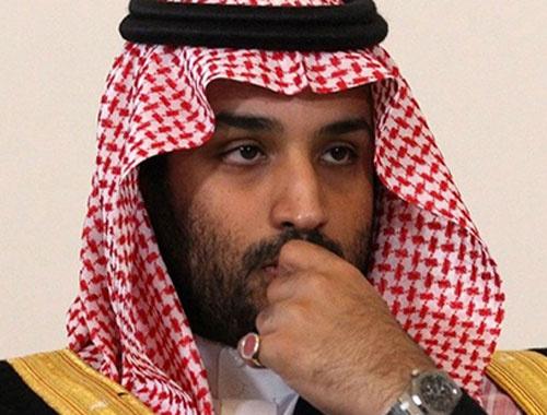 Suudi Veliaht Prens Selman'ın sitesi hacklendi