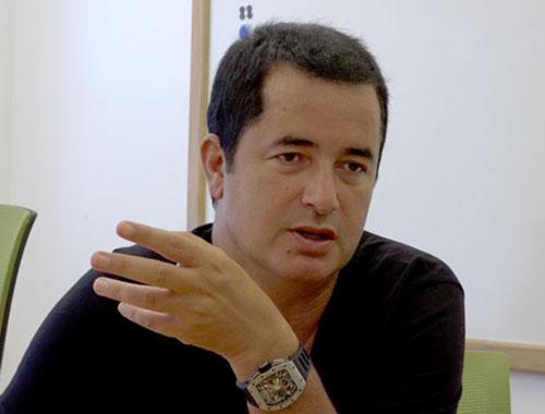Acun Ilıcalı'dan Murat Özdemir'e sert tepki: İnsan müsveddesi...