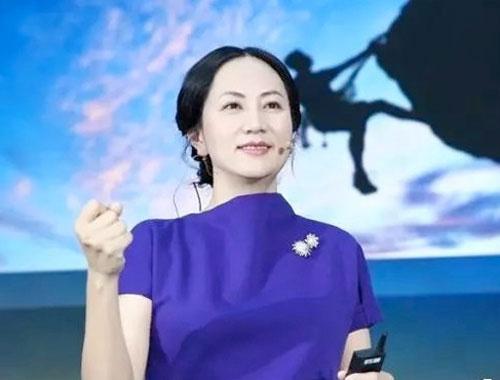 Huawei'nin sahibinin kızı Kanada'da gözaltına alındı