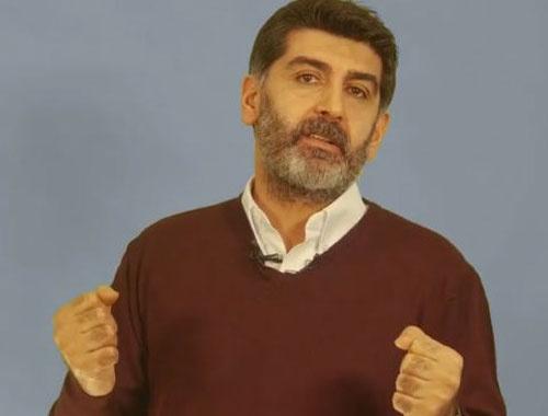 Levent Gültekin Cumhurbaşkanlığı'na aday olduğunu açıkladı