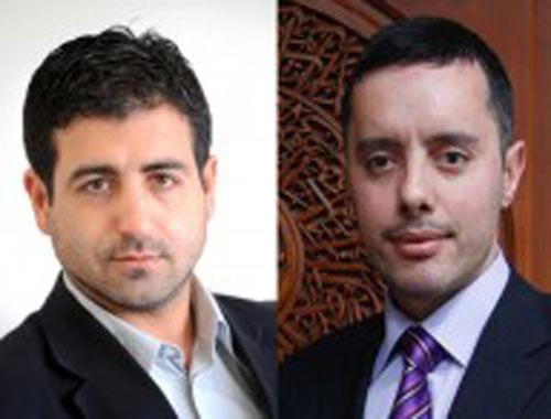 Günün muhabiri Abdurrahman Şimşek ve Nazif Karaman