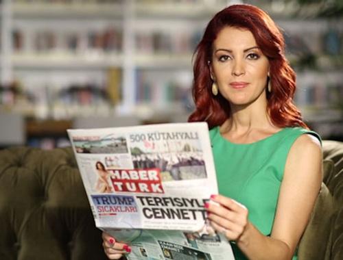 Sabah yazarı Dilek Güngör Nagehan Alçı'yı topa tuttu