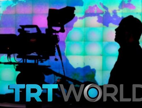 TRT World'ün 'Sessiz Ölüm' belgeseli Emmy'de