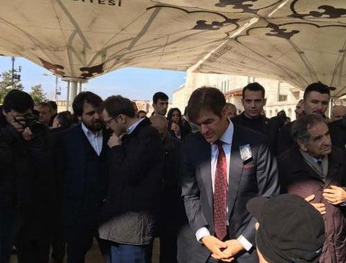 Mehmet Öz'ün acı günü