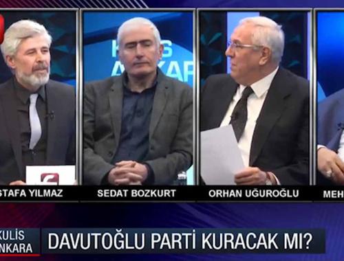 Bomba iddia! İşte Davutoğlu'nun yeni partisiyle ilgili detaylar
