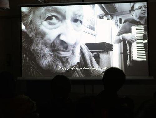 Ara Güler belgeselinin prömiyeri İran'da yapıldı