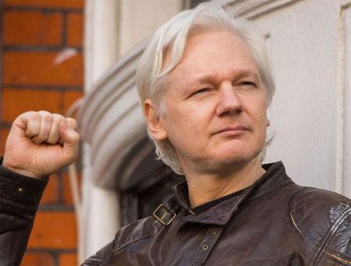 Julian Assange gözaltına alındı! Wikileaks efsanesinin son hali şok etti