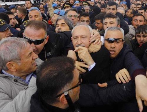 Kemal Kılıçdaroğlu'na saldırıya ünlü isimlerden tepki yağdı