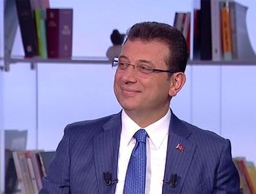 Ekrem İmamoğlu'ndan NTV'de ortak yayın açıklaması