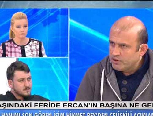 Feride Ercan: Müge Anlı'ya çıkmıştı! Cesedi Testere Ile Parçalayıp